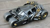 RARE HOT WHEELS BATMAN The Dark Knight Tumbler BATMOBILE 1:18 TOY Model CAR
