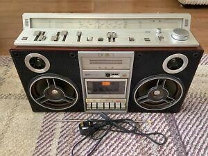 Sony CFS - 85S Retro 1979 Boombox Radio Cassette