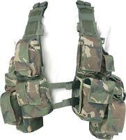 Viper SA Assault Assult Vest British Dpm Airsoft Cadet Combat Vest Paintball