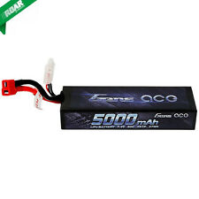 Gens ace 5000mAh 7.4V 50C 2S1P HardCase Lipo Battery Pack 21# with Deans plug G7