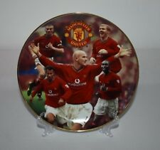 More details for danbury mint manchester united premiership kings plate (fb3)