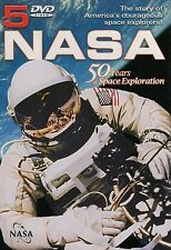 NASA - 50 Years of Space Exploration (DVD 5 disc) NEW