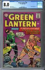 Green Lantern #39 CGC 8.0