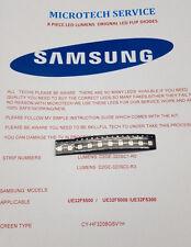 SAMSUNG ue32f5500 ue32f5000 ue32f5300 10 pezzi Kit di riparazione LED Flip