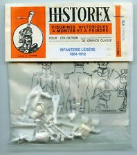 Historex-54mm French Light Infantry SAPEUR