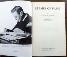 STAMPS OF FATE BY L.N. AND M. 1949 WILLIAMS HARDCOVER