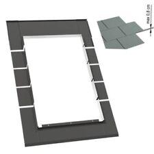 SUNLUX Wooden Timber Roof Window 78 X 140cm Centre Pivot Skylight Tile / Slate Tile