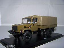 1/43 Militaire Start Scale Models (1156) GAZ-33081 4X4 Bâché Armée Russe