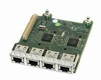 Dell FM487 PowerEdge R620 R720 Quad Port Gigabit Ethernet Network Daughter Board