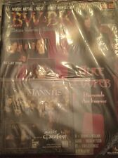 BRAVE WORDS & BLOODY KNUCKLES MAGAZINE #90 2005 NEW + CD - Alice Cooper