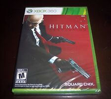 Hitman: Absolution Microsoft Xbox 360, 2012 Video Game Walmart Reconditioned New