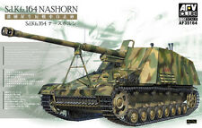 AFV Club 1:35 Scale Sd.Kfz 164 NASHORN Plastic Model Kit AF35164