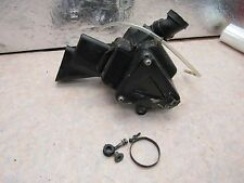 1974 YAMAHA DT  360 OEM AIR BOX / CAGE /FILTER / FASTENERS / BUSHINGS