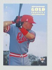 1994 Futera ABL Australian Baseball Gold Prospect Insert Card #114 Adam Burton