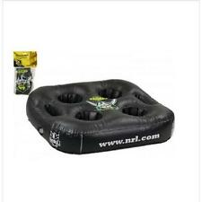 """NRL Inflatable Drink Tray / Seat Cushion/ Sign """"Match Day Mate"""" Canberra Raiders"""