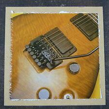 POP-KARD feat. PATRICK EGGLE GUITAR DETAIL 15x15cm greeting card aaR