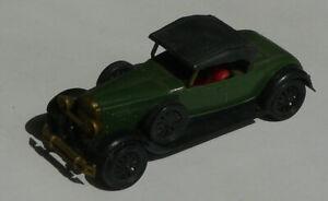 Packard 1930 - Publicité Huilor - Tacot miniature au 1/43éme environ