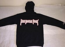 New Justin Bieber Purpose Tour Brisbane 2017 Security Hoodie Size Small