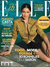 ELLE n°3732 30/06/2017  Laetitia Casta_Selena Gomez_Arles_13 reasons why_C.Love