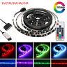 RGB LED Strip Light Full Kit PC Computer Case SATA power Control 5050 1M 3M 5M