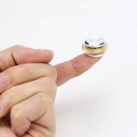 MINI Gear Copper Alloy Spinner Fidget Hand Spinner Finger EDC Focus Toys Gift id