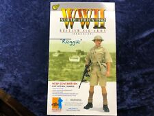 "Dragon WWII 1/6 British 8th Army Sergeant ""Reggie"" North Africa 1942 LAST ONE"