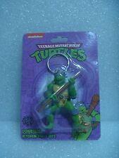 "Nickelodeon Teenage Mutant Ninja Turtles Key ""Donatello "" Keychain New and MIP"