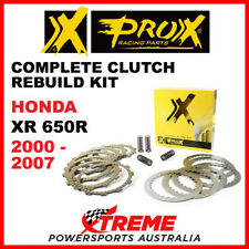 Pro X Complete Clutch Kit for Honda Xr650 R 2000-2007