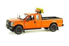 """Ford F250 Truck - Super Cab - 8 Ft Bed - """"DOT ORANGE"""" - 1/50 - Sword #SW1100DOT"""