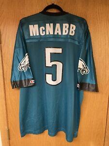 Philadelphia Eagles Jersey #7 Donovan McNabb size adult XL
