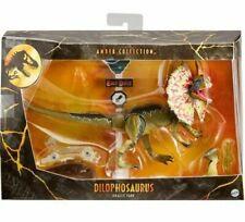 Jurassic World Amber Collection Dilophosaurus Action Figure Jurassic Park