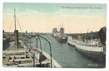 Grey County OWEN SOUND ONTARIO The Harbour