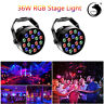 U`King Stage Lighting 2PCS 36W RGB 18LED PAR DMX512 Club Disco Club Show Light
