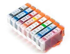 8 NON-OEM INK CARTRIDGE CANON CLI-8 PIXMA Pro 9000 Mark II 6000 6500 BKCMYPCPMGR