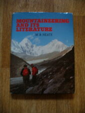W.R. Neate - Mountaineering And Its Literature (HB 1979) EX-LIB