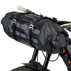 Blackburn OUTPOST ELITE HANDLEBAR ROLL AND DRY BAG with mount