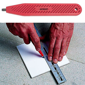 Tile Scribe Scorer Ceramic Cutting Tungste Carbide Tip Floor Wall Marker Scoring