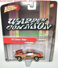 1972 '72 CHEVY VEGA WARREN JOHNSON JOHNNY LIGHTNING JL 2.0 R5 2011 RARE