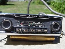 vintage mercedes W113 230 250 280SL Complete Becker Europa II radio system RARE