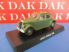 Die cast 1/43 Modellino Auto Carabinieri Lancia Aprilia 1939 verde