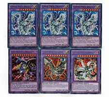 Zane Truesdale Deck_Cyber End Dragon_Twin Dragon-Five-Headed- NM-54 Cards Yugioh