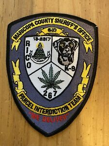 Maricopa County SO AZ Old SID Unit