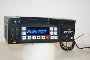 AJA Ki Pro Base Unit, HD Recorder im Apple ProRes Format mit Netzteil, gebraucht