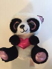 TY Beanie Boos Panda Cutie Pie stuffed animal toy