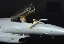 New 1/48 PLA Air Force Chinese Fighter J-10 Detail Update PE For Trumpeter D2003