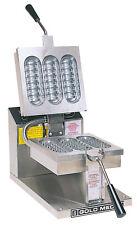 GOLD MEDAL 5038 WAFFLE BOAT DISH BAKER MACHINE MAKER