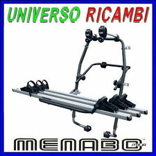 Portabici  Posteriore Menabo - Stand Up 3 X 3 BICI - BMW Serie 3 (E91) Touring