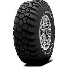 4 New 35 12.50 18 BFGoodrich Mud-Terrain T/A KM2 Tire 35x12.50R18LT D/8 OWL118Q