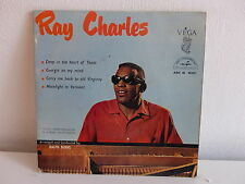 RAY CHARLES Deep in the heart of Texas VEGA ABC 45 90871