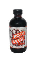 Shanks 4 oz ROOT BEER EXTRACT Glass Bottle - Make your own Homemade Soda Pop